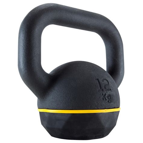 kettlebell kg 12kg domyos decathlon sports india