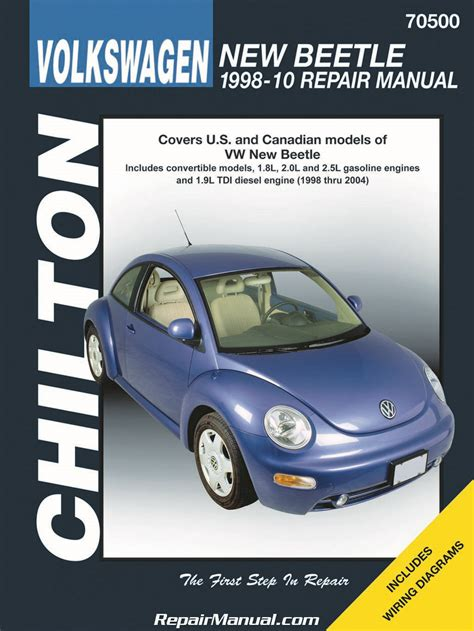 car repair manuals online free 1998 volkswagen new beetle lane departure warning chilton volkswagen new beetle 1998 2010 repair manual