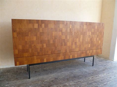 Jahre Möbel by Behr Sideboard Waeckerlin Chess 60er Yvontage Vintage