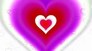 Valentine's Day/Love Background - Pink, Purple, Red ...