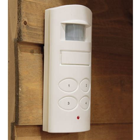 garden shed alarms yale wireless shed garage alarm