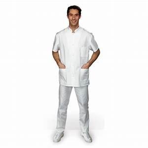 Blouse De Travail Homme : blouse m dicale de travail pour homme snv equipement de ~ Dailycaller-alerts.com Idées de Décoration