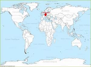 Carte Du Monde Metallique : allemagne carte du monde arts et voyages ~ Teatrodelosmanantiales.com Idées de Décoration