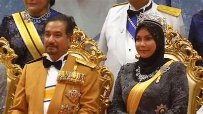 Jewels Sultan Brunei Tiaras King Terengganu Wife