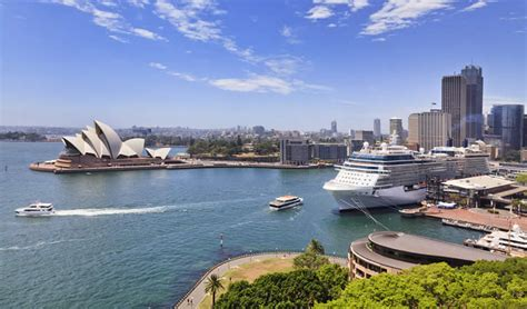 Best Hotels Near Sydney Cruise Ship Terminal (Port In Australia)