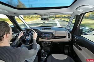Fiat 500 Toit Panoramique : la fiat 500l face 4 concurrentes l 39 argus ~ Gottalentnigeria.com Avis de Voitures