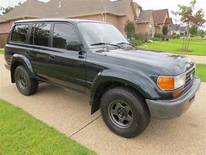 Buy Used 1995 Toyota Land Cruiser Cloth Seats Poverty Pack