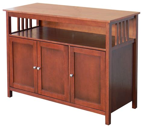 Craftsman Sideboard by Hollydale Sideboard Craftsman Buffets And Sideboards