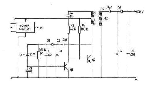 Geiger Counter Circuit