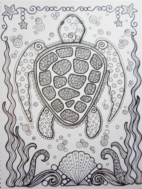 coloring book sea turtles coloring book    artist