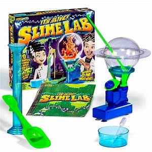 Amazon.com: SmartLab Toys It's Alive Slime Lab: Toys & Games