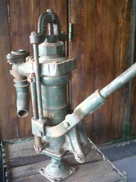 pompa air manual