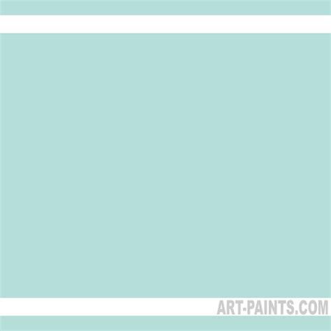 blue green 17 soft pastel paints bg17 blue green 17