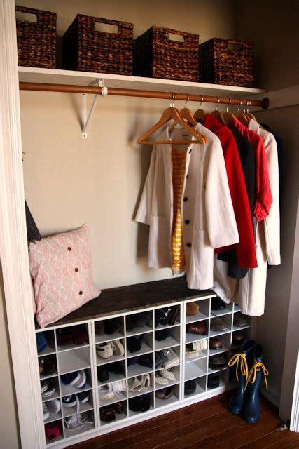 Front Entry Closet Organization Ideas by Custom Entry Closet The Diy Diy Home Decor In