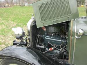 Sell Used 1930 Model A Coupe Restored Runs Perfect All