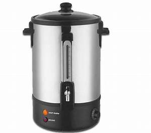 Electric Hot Water Urn  Water Boiler For Tea 25ltr