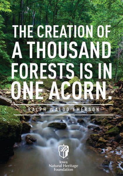 Ralph Waldo Emerson Quote Nature
