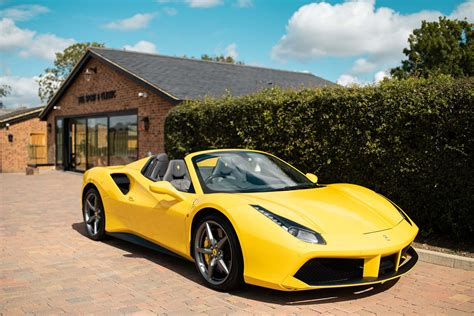 488 └ ferrari └ cars & trucks └ automotive all categories antiques art automotive baby books business & industrial cameras & photo cell phones & accessories clothing, shoes & accessories coins & paper money skip to page navigation. 2018 Ferrari 488 Spider for Sale at Bell Sport & Classic