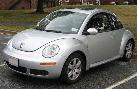 volkswagen beetle volkswagen new beetle 2 0 2006