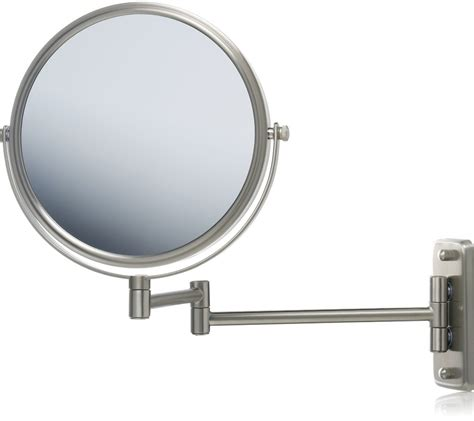 wall mount magnifying mirror 20x home design ideas