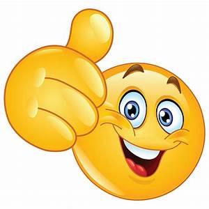 Thumbs Up Emoticon | Symbols & Emoticons