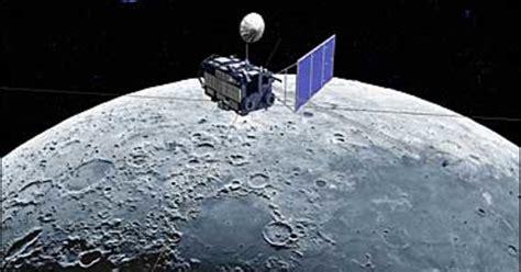 japan puts satellite  orbit  moon cbs news