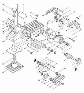 Buy Makita 1806b 6 4 Inch Replacement Tool Parts