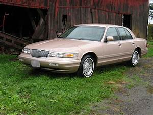 1996 Mercury Grand Marquis - Overview