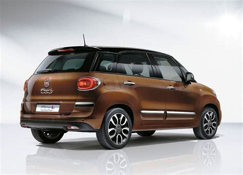 2019 Fiat 500l by 2019 Fiat 500l Redesign And Changes New Suv Price
