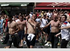 Uefa Euro 2016 England fan blog Russia fans were ready