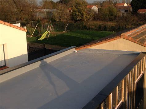 voyau couverture et bardage toiture terrasse sur