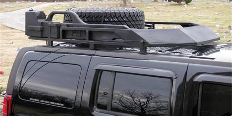 truck roof rack protype roof rack hummer forums enthusiast forum for