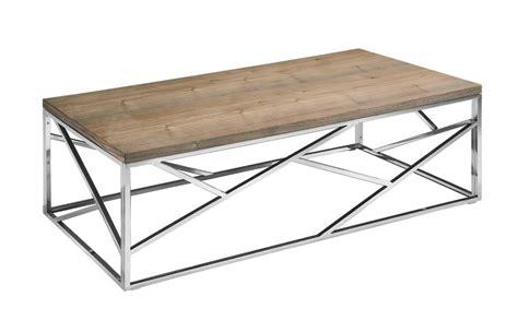chrome and wood coffee table aero chrome wood coffee table modern furniture