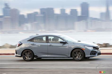 2019 Honda Civic Hatchback, Type R U.s. Details Released