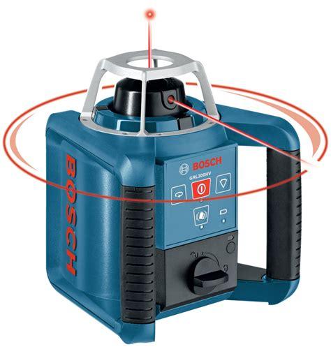 rotary laser level bosch grl300hv self leveling rotating laser rotary