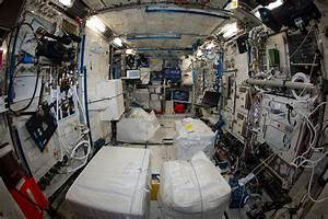 Interior of the Columbus laboratory | NASA