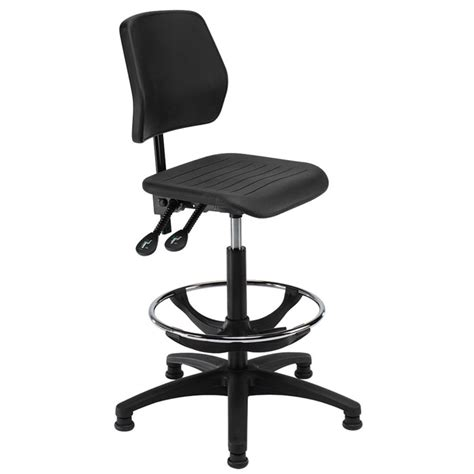 heavy duty draughtsman s chair square swivel chair
