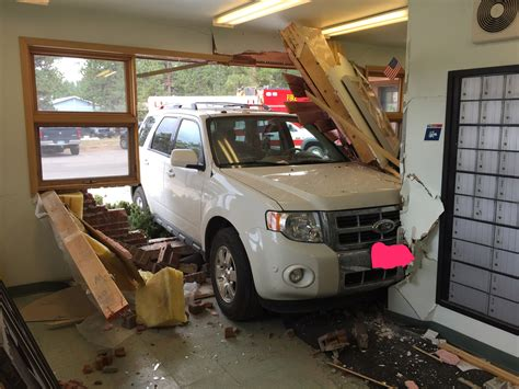 Jeep Causes Accident In Pine Valley