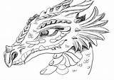 Dragon Coloring Chinese Pages Print sketch template