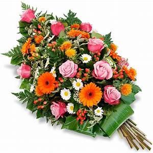 Deuils Et Enterrements Les Fleurs Deuil Gerbe De Fleurs