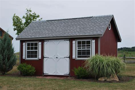 painted storage sheds pennsylvania maryland  west virginia
