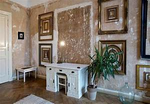 Bureau De Style : d co bureau domicile 35 id es de style shabby chic ~ Teatrodelosmanantiales.com Idées de Décoration