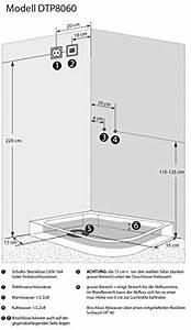 Duschkabine Komplett Günstig : acquavapore dtp8060 7000r dusche duschtempel komplett duschkabine 80 120 ~ Indierocktalk.com Haus und Dekorationen