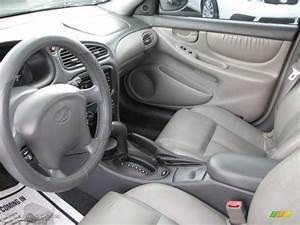 Pewter Interior 2000 Oldsmobile Alero Gls Sedan Photo  44186343