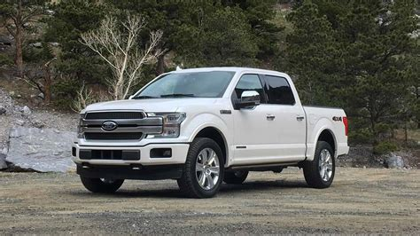 Ford F150 Powerstroke by 2018 Ford F 150 Power Stroke Diesel Photo