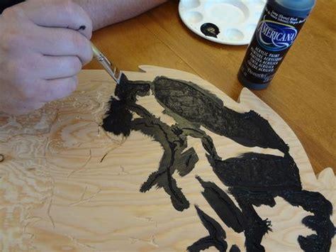 carving   scroll  pattern   simple steps