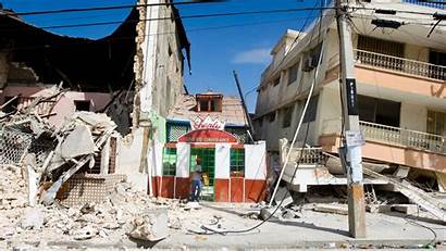 Earthquake Damage Seismic Buildings Caused Waves Cloak