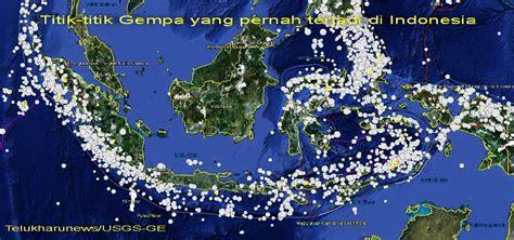 Nah, untuk gempa bumi yang diakibatkan oleh pergeseran lempeng ini disebut gempa tektonik. MITIGASI BENCANA GEMPA BUMI