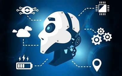 Intelligence Artificial Ai Marketing Digital Trends Animation
