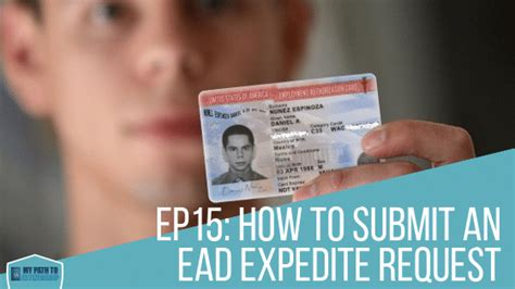 A neat petition will help the reviewer quickly process your application. EP15: How To Expedite EAD Request (Sample Letter)